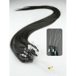 Vlasy pro metodu Micro Ring / Easy Loop / Easy Ring / Micro Loop 40cm – růžová