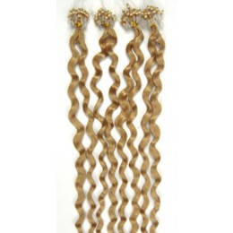 Vlasy pro metodu Micro Ring / Easy Loop / Easy Ring / Micro Loop 50cm – černé