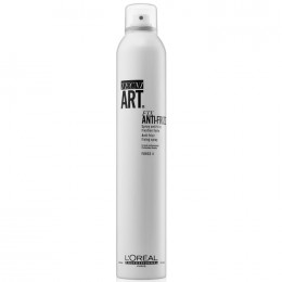 Loreal Tecni.Art Fix Anti-frizz Haarspray 400ml